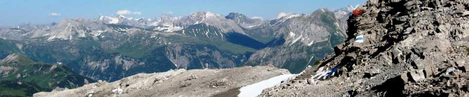 ausrüstung hüttentour alpen